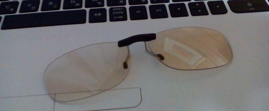 ブルーライト対策メガネ